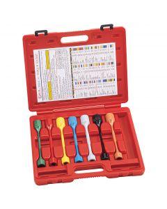 "Genius Tools 7 Piece 1/2"" Dr. Metric Car Wheel Torque Socket Set - TO-407M"