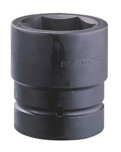 """Genius Tools 3-1/2"""" Dr. 115mm Jumbo Impact Socket (CR-Mo) - 928115"""